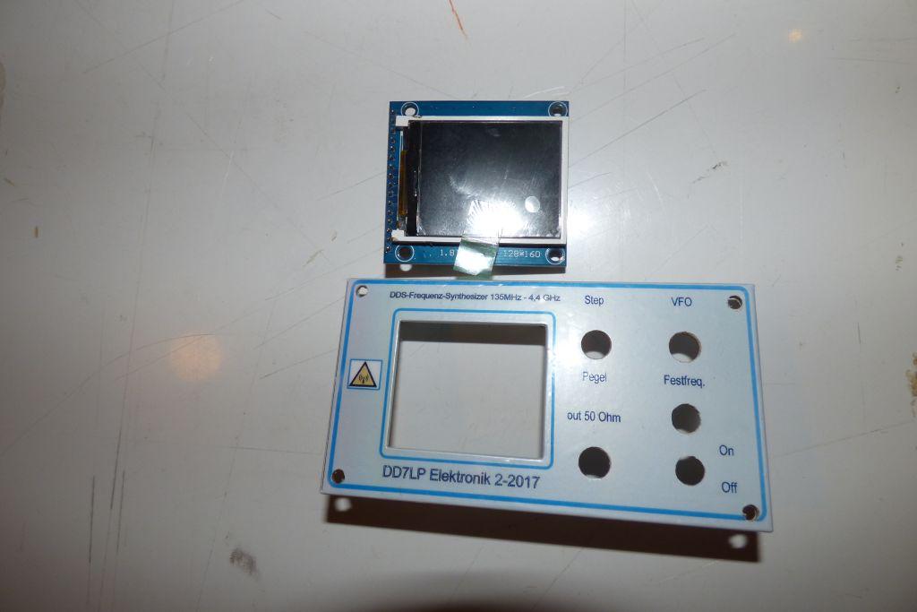 Frequenzsythesizer 4,4 Ghz